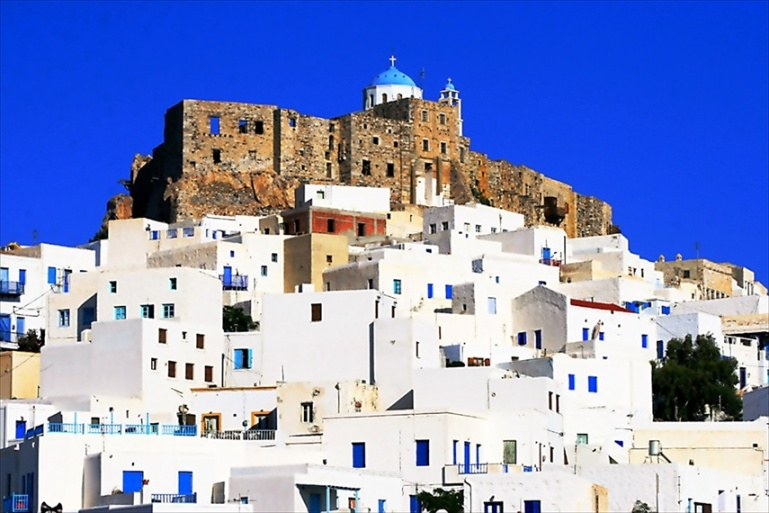white, blue, Greece...
