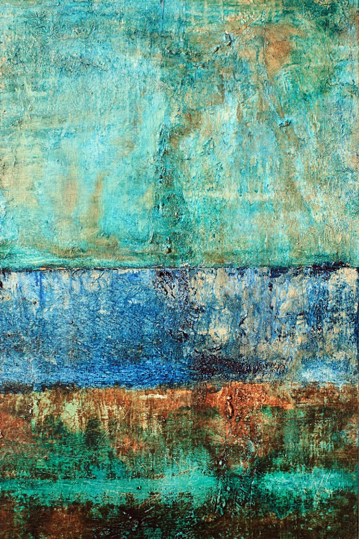 Ifigenia-abstract-acrylic-painting-blue-rust2