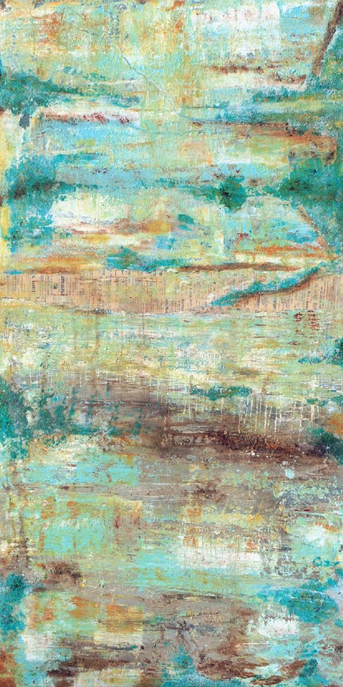 Ifigenia-abstract-acrylic-painting-green1